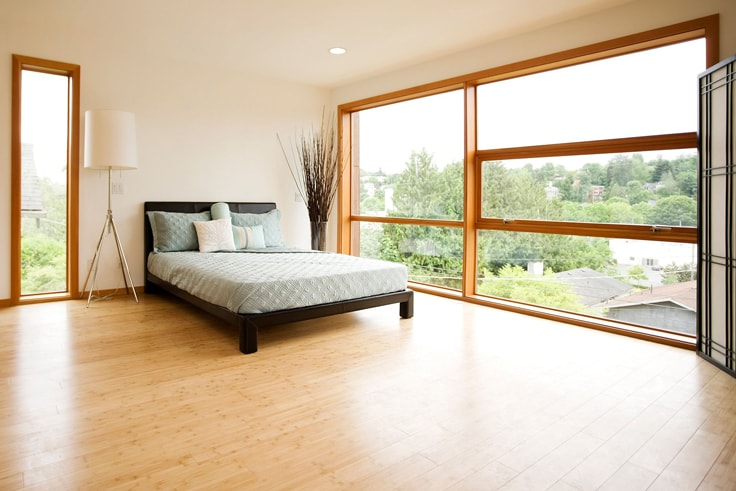The Benefits of Bamboo Flooring.