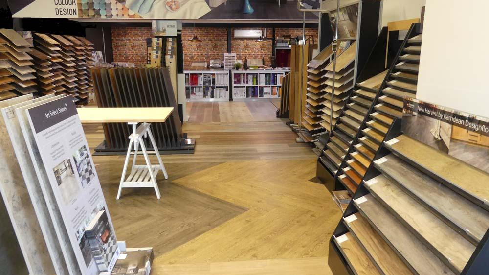 Flooring Showroom