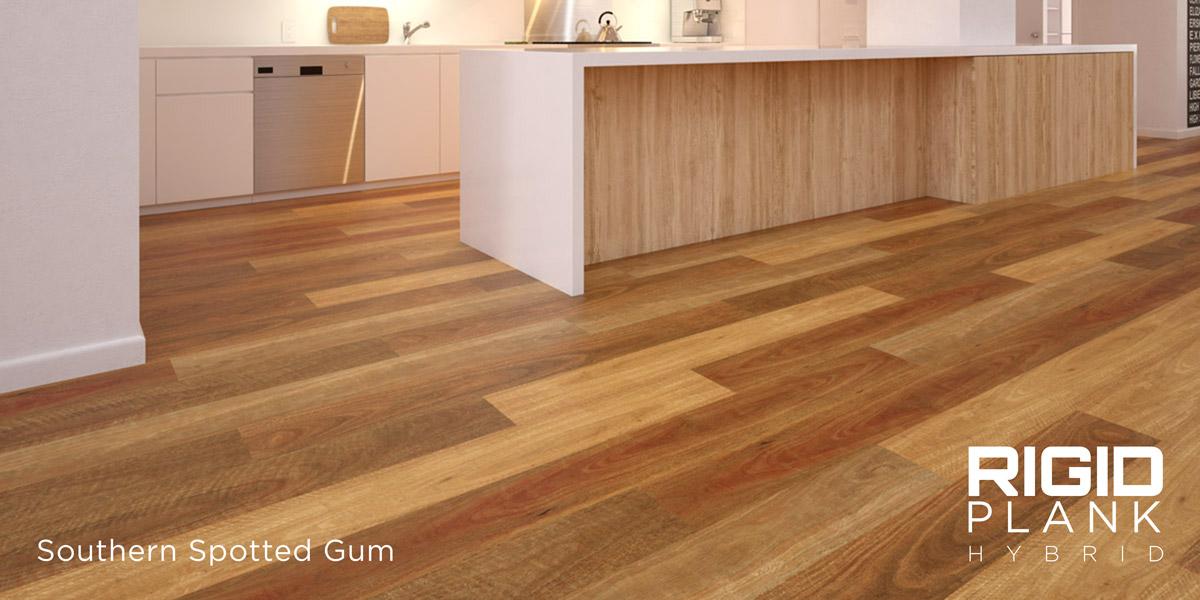 Rigid Plank Coast Wide Flooring
